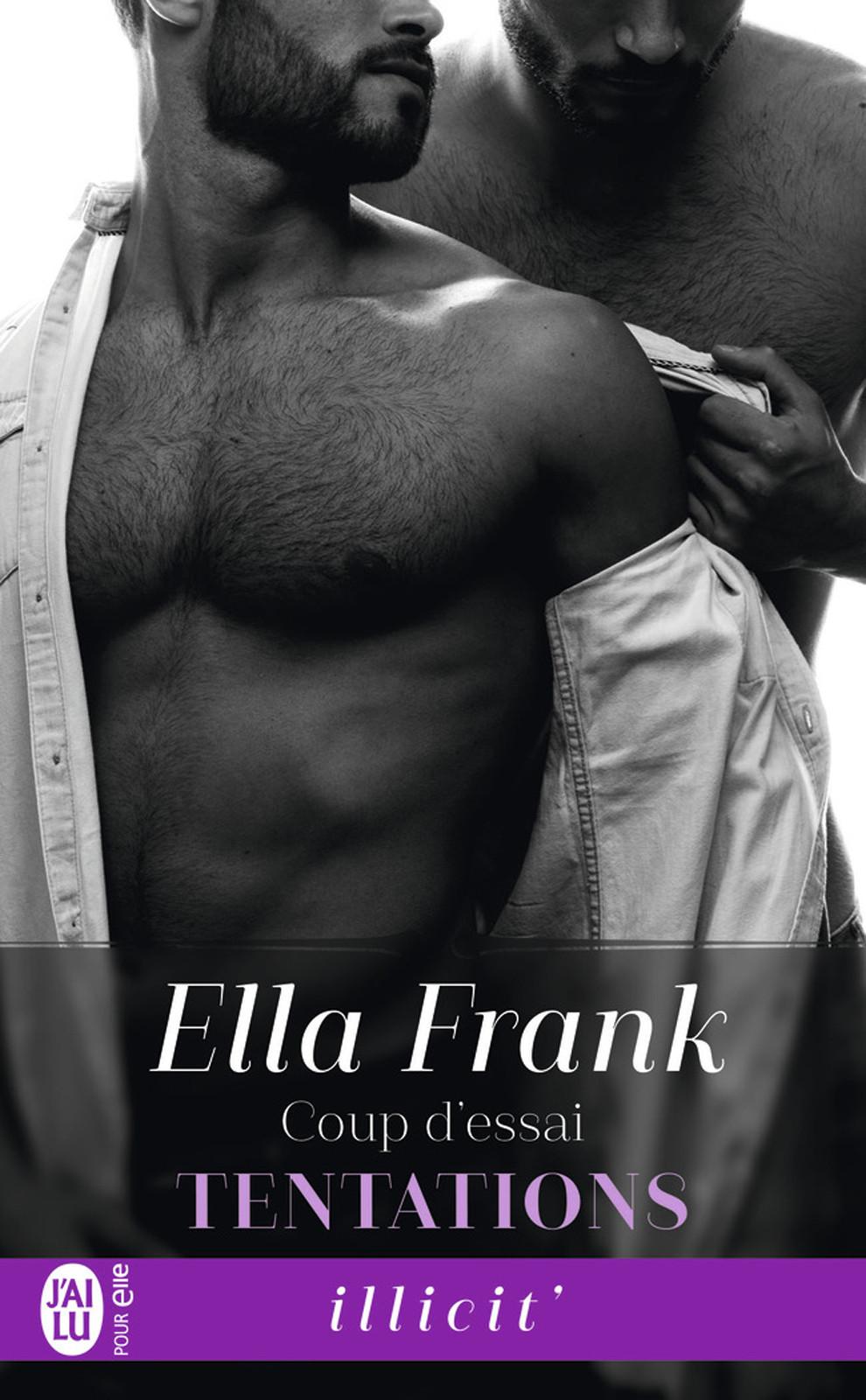 FRANK Ella - TENTATIONS - Tome 1 : Coup d'Essai Tentat10