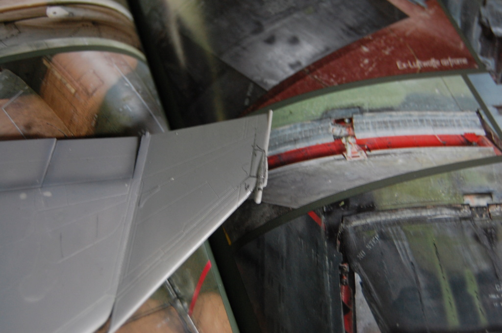 Montage d'u Rf-4 E sauce Greque au 1/48. Dsc_7410