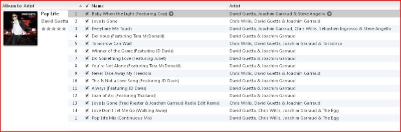 The controversy around the title One of the Swedish House Mafia Guetta10