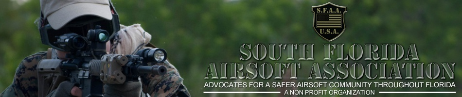 South Florida Airsoft Association Forums