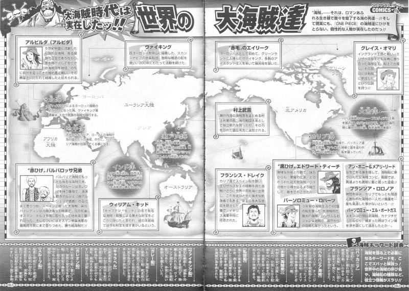 Sonderband One Piece 10th Treasures 062-0611