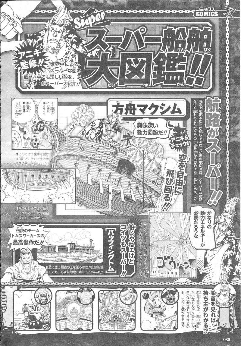 Sonderband One Piece 10th Treasures 08011