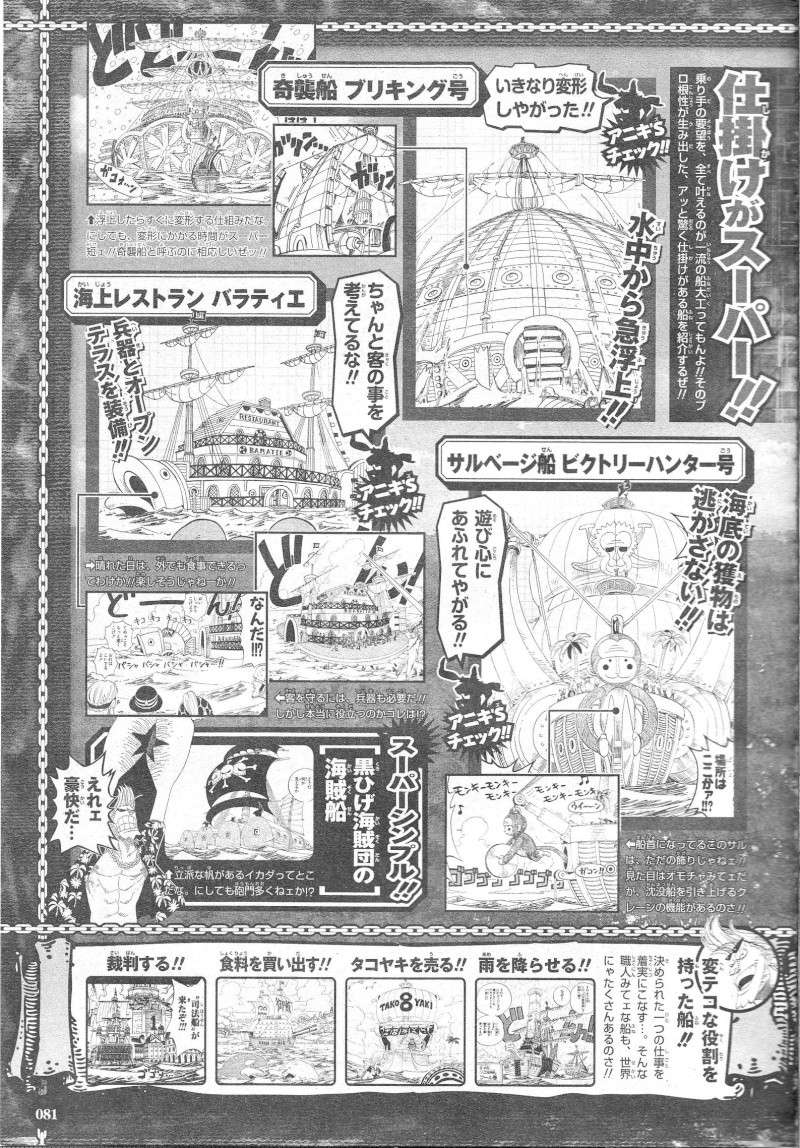 Sonderband One Piece 10th Treasures 08111