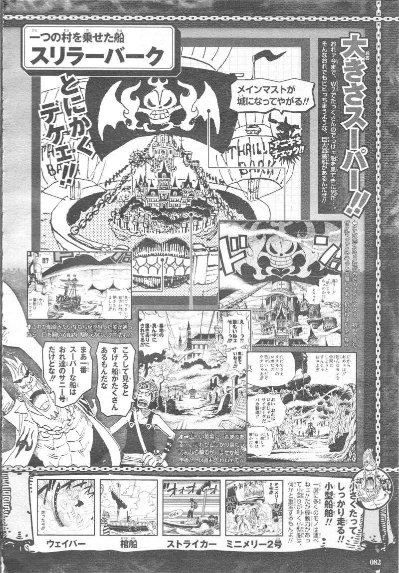 Sonderband One Piece 10th Treasures 08211