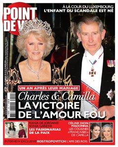 Madonna, Céline Dion et la duchesse de Cornouailles... des cousines! Pdvcou10