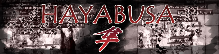 Hayabusa guild
