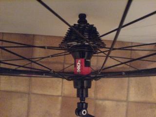 Vend une Paire de roue Zipp 303 à  pneu Roue_a18