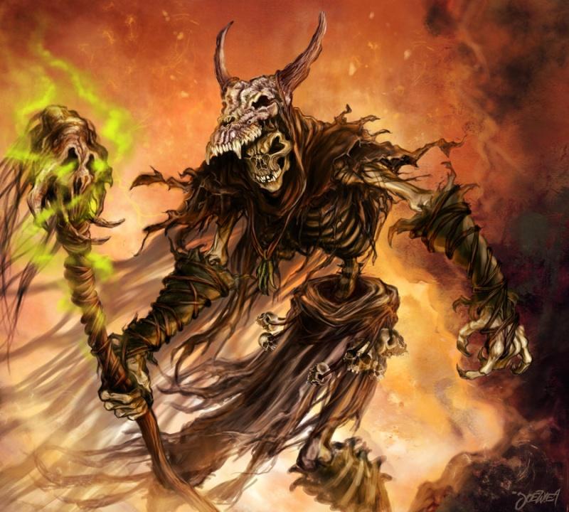 Dante Alighieri - Drakontas Skelet10
