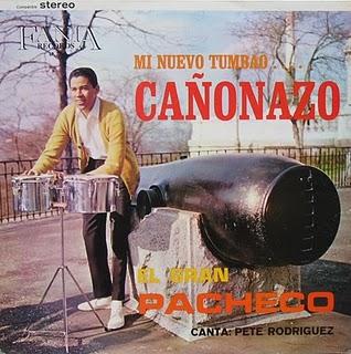 """Johnny Pacheco - Mi nuevo tumbao Cañonazo 1964 Pete """"El Conde"""" Rodriguez Fania17"""