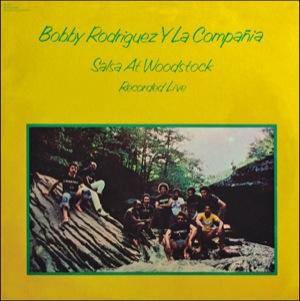 Bobby Rodriguez Y La Compañia - Salsa At Woodstock - Live 1976 Fania19