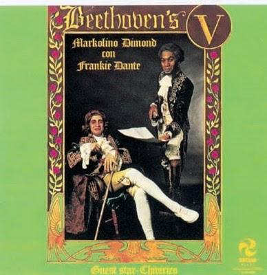 Frankie Dante & Markolino Dimond - Beethoven's V (1975) Imagen23
