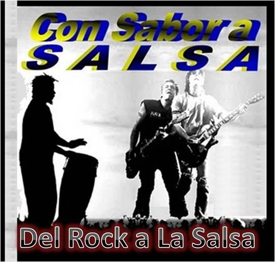 Con Sabor a SALSA (De Rock y Pop a SALSA) Imagen24