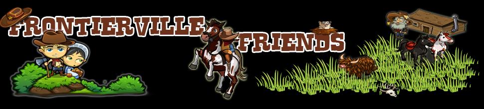 Frontierville Friends (Frontierville)