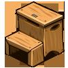 Mounting Block Gratis by FVF Corral23
