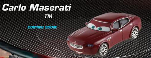 [Cars 2] Site internet by Mattel Carlo_10