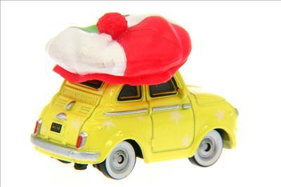 Santa Cars, Mater, Luigi, Guido, Fillmore guirlandes (Mater Saves Chistmas) Luigi_11