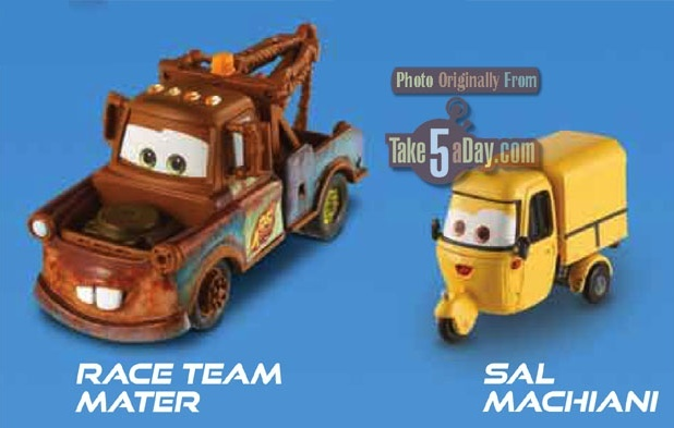 [Cars 2] Movie Moments Mater_12
