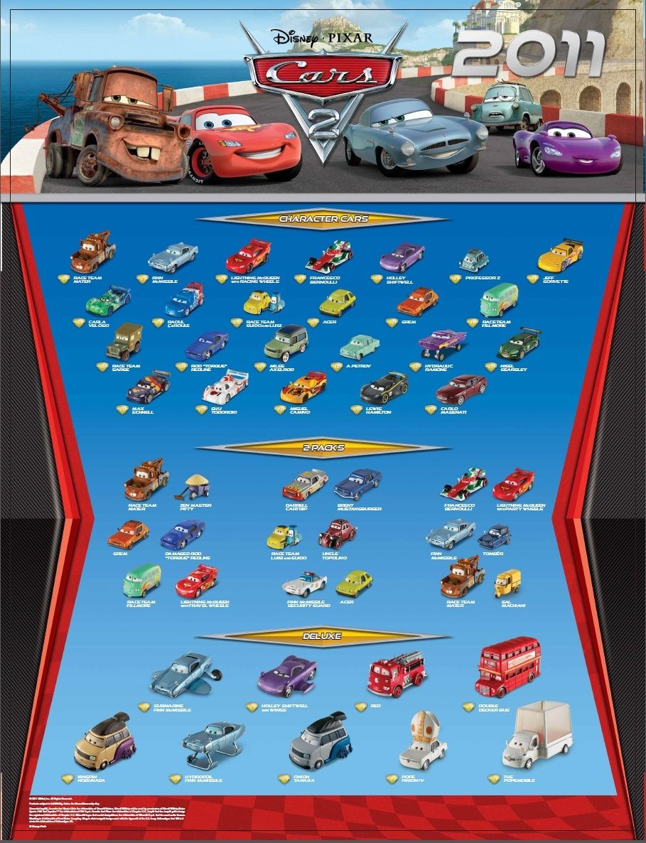 [Cars 2] Site internet by Mattel Printa10