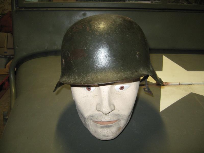 Votre plus beau casque Allemand WWII - Page 2 Casque11