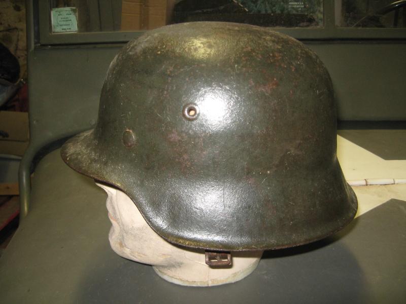Votre plus beau casque Allemand WWII - Page 2 Casque12