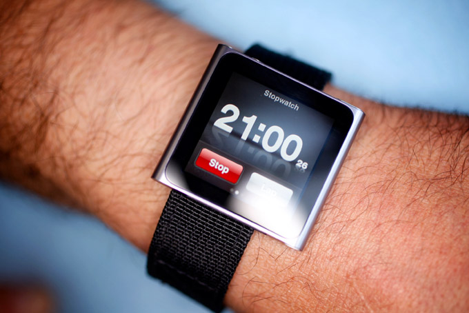La nouvelle montre d'Apple est ... Ipod_w11