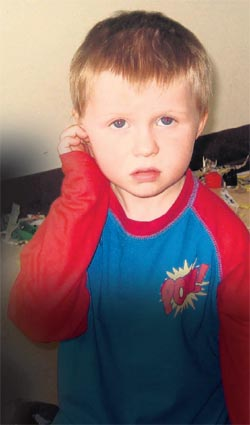 HELP HIM: 5 year old boy with Autism that the Irish state wont help Calum-10