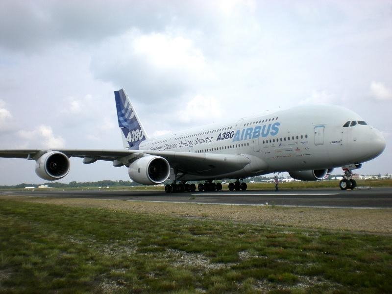 Vos photos d'A380 Dscn9410