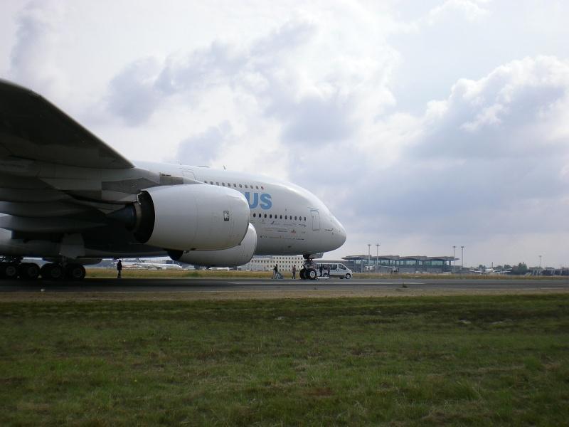 Vos photos d'A380 Dscn9512