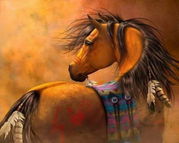 Les beaux dessins de chevaux - Page 2 25524210
