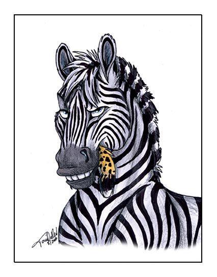 Les beaux dessins de chevaux - Page 2 Zabre_10