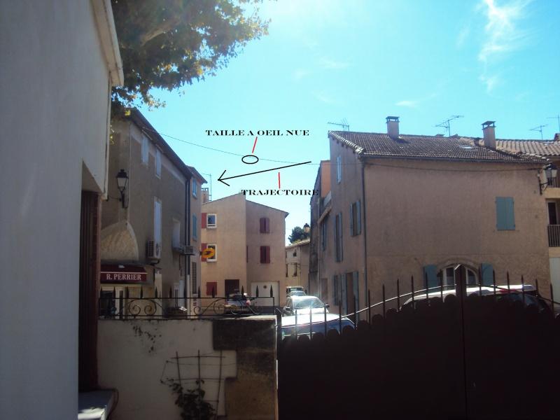 2010 : le 29/09 vers 03h30 - Forme Ovale Blanche Tres Lumineuse à Saint Saturnin les Avignon - (84) Dsc01010