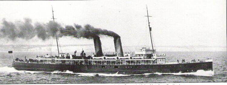 Un Essai: le SS Princesse Elisabeth de 1905 Base10