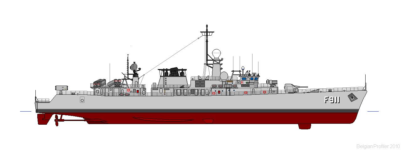 PROFILS (10 pixels / Mètre) Frégates E-71 F911we10
