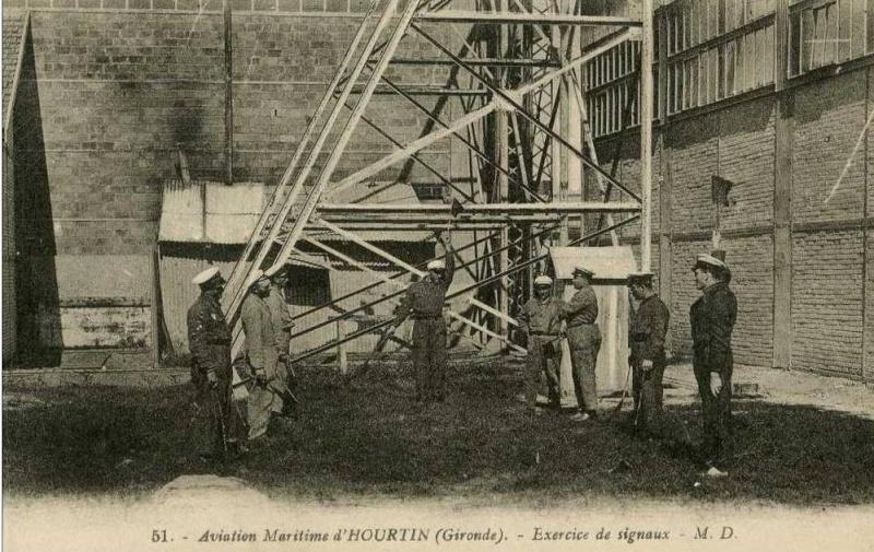 HOURTIN MARINE 1946. 822_0010