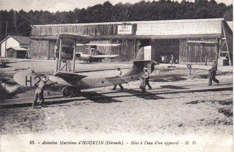 HOURTIN MARINE 1946. 840_0010