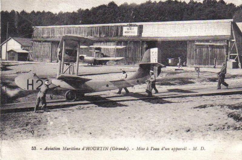 HOURTIN MARINE 1946. 840_0011