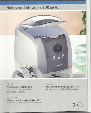 Nettoyeur ultrason Photo017