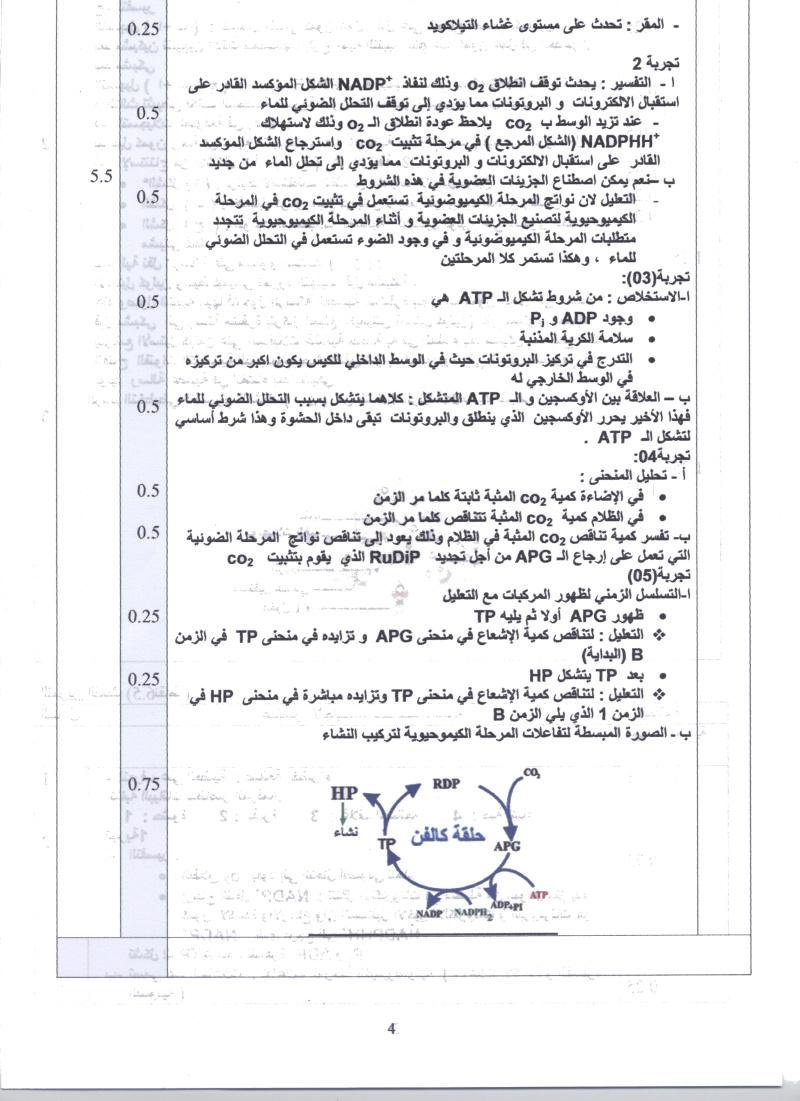 امتحان شهادة البكالوريا التجريبي للتعليم الثانوي - ماي 2011 002a10