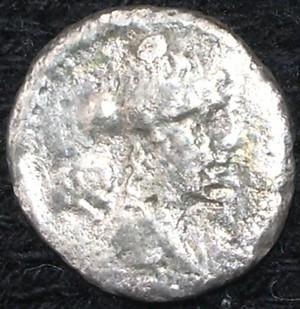Quinaire de L.Papius Celsus famille papia (45 avjc) Quinr10