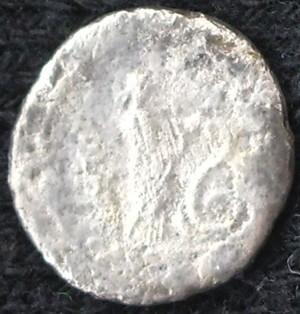 Quinaire de L.Papius Celsus famille papia (45 avjc) Quinro10