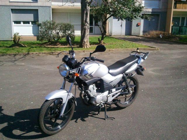 [VENDU] Yamaha Ybr 125 Photo012