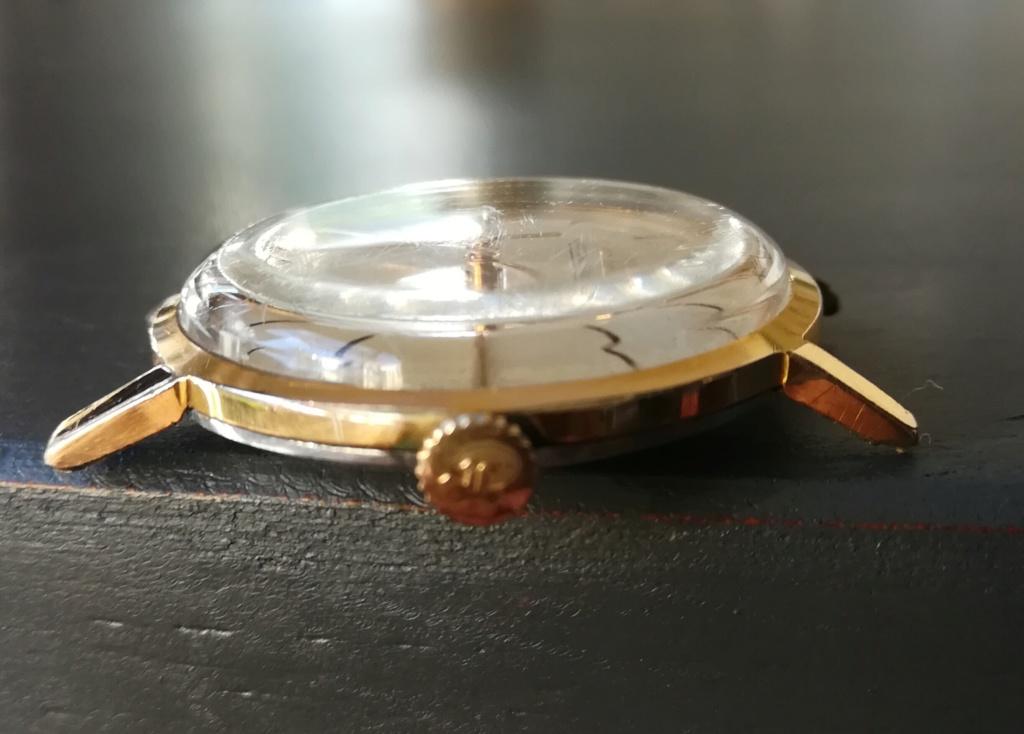lecoultre - [VENDU] Jaeger Lecoultre mécanique années 60  : 590 euros Img_2208