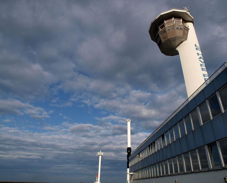 Ciel menaçant sur Le Havre Samaph10