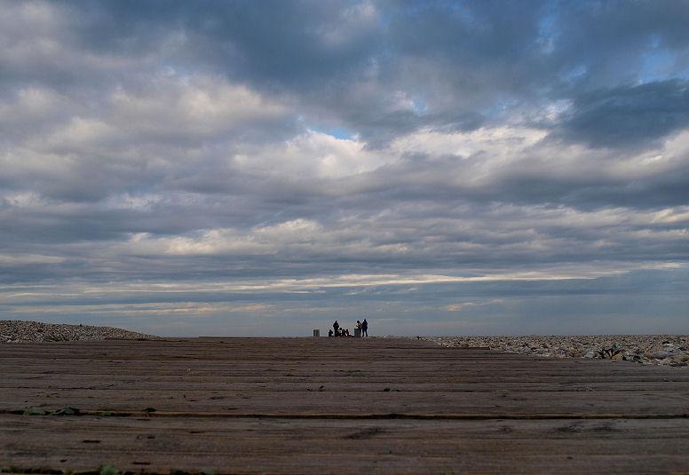 Ciel menaçant sur Le Havre Touris10