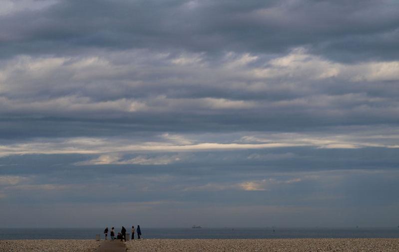 Ciel menaçant sur Le Havre Touris11