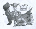 Mes dessins (Femme, Dragon, Toy Story ) Dessin15