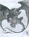 Mes dessins (Femme, Dragon, Toy Story ) Dessin16