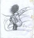 Mes dessins (Femme, Dragon, Toy Story ) Dessin17