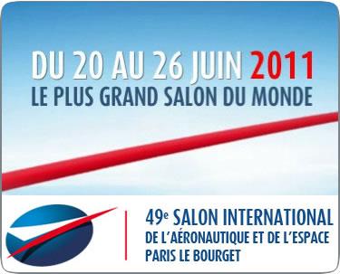 Le Salon International de l'Aéronautique et de l'Espace, le Bourget 2011 Imageb10