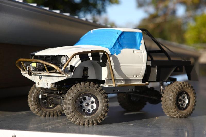 My Rig_SCX10 Honcho Chassis build Scx10_13
